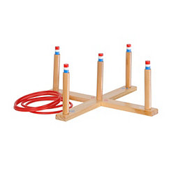 Ring Toss Outdoor Game Set