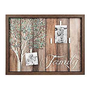 Family Tree Clip Collage Frame