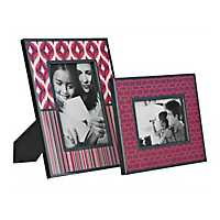 Irresistible Essentials Picture Frames, Set of 2
