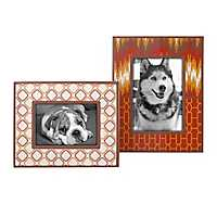 Energetic Essentials Picture Frames, Set of 2