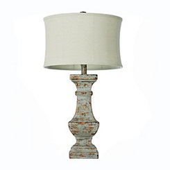 Distressed Eloise Table Lamp