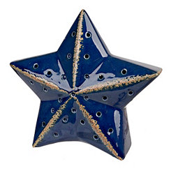 Blue Star Tabletop Nightlight