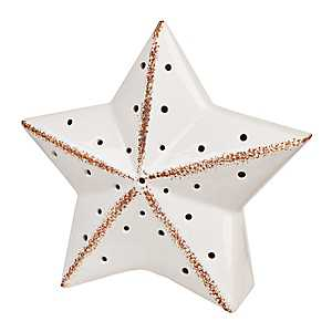 White Star Tabletop Night Light