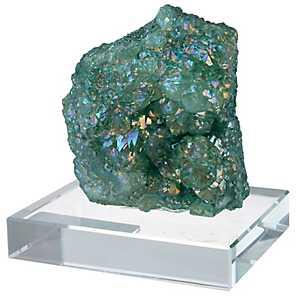 Green Quartz Stone Figurine