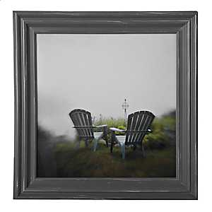 Being Present Framed Art Print