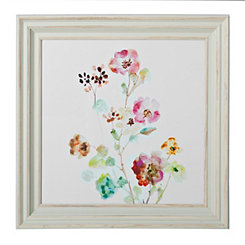 Spring Blooming Framed Art Print