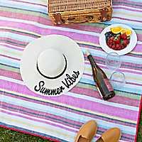 Summer Vibes Straw Hat