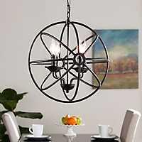 Archie Fixed Globe Pendant Lamp