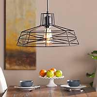Brandina Wire Cage Pendant Lamp