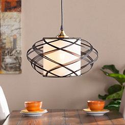 Pauline Wire Cage Pendant Lamp
