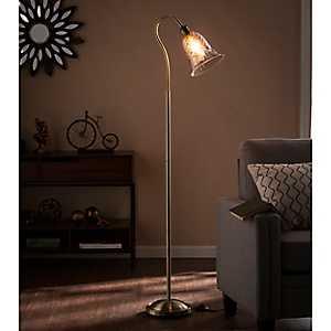 Gold Michelle Floor Lamp