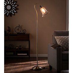 Gold Michelle Floor Lamp