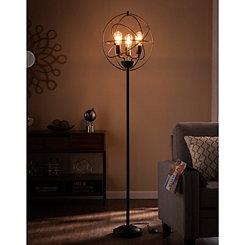 Bronze Alyssa Floor Lamp
