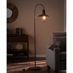 Bronze Jassina Floor Lamp