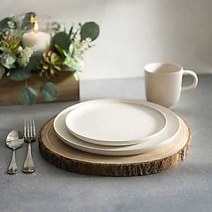 Decorative Wood Slice Charger