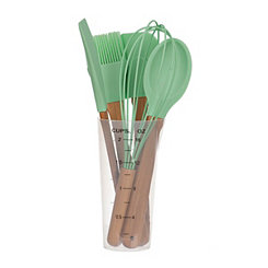 Mint Bamboo Baking Tool Set, 6-pc.