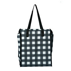 Buffalo Check Insulated Tote