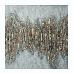 Luxe Sparkle Canvas Art Print