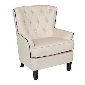 Hudson Oyster Accent Chair