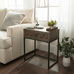 Elyssa Rustic Accent Table