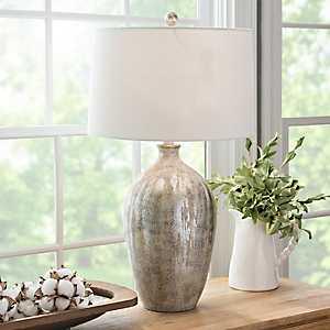 Vanilla Crush Table Lamp