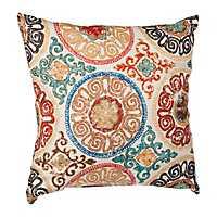 Nikki Medallion Printed Pillow