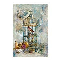 Song Bird Canvas Art Print