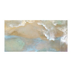 Sea Sky Canvas Art Print