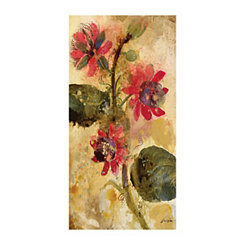Whispering Garden Canvas Art Print