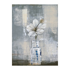 Island Chic Canvas Art Print