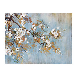 Sakura Canvas Art Print
