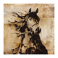 Mettle Canvas Art Print