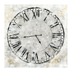 Passage of Time Canvas Art Print
