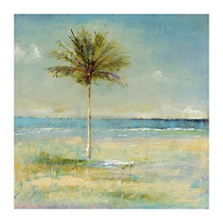 Playa Del Oro Canvas Art Print