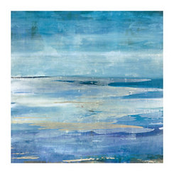 Downdrift Canvas Art Print