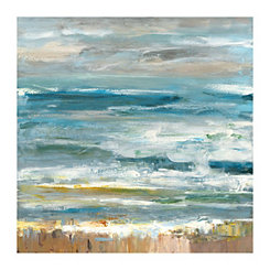 Coastal Colors Canvas Art Print