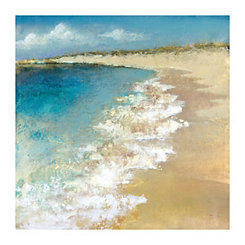 Little Cove Canvas Art Print