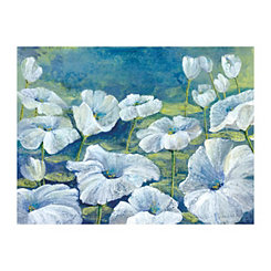 Glory In The Flowers Canvas Art Print