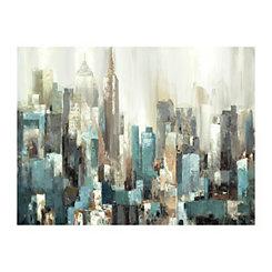 Domain Canvas Art Print