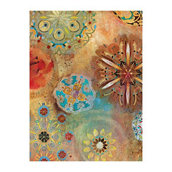 Verve Canvas Art Print