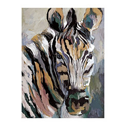 Soft Safari II Canvas Art Print