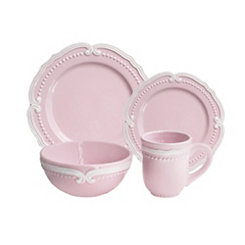 Victoria Blush 16-pc. Dinnerware Set