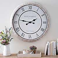 Katelyn Distressed Wall Clock