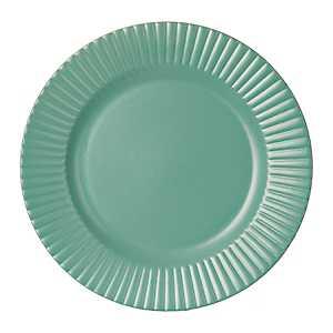 Turquoise Caserta Dinner Plate