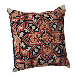 Multicolor Villa Pillow