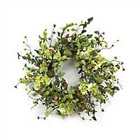 Green Pear Mix Wreath