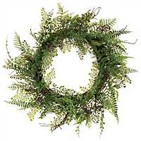 Fern Mix Wreath