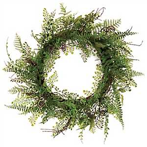 Fern Mix Wreath
