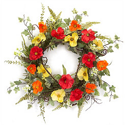 summer wreaths for front doorWreaths  Floral Wreaths  Kirklands
