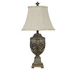 Versailles Fleur-de-lis Table Lamp